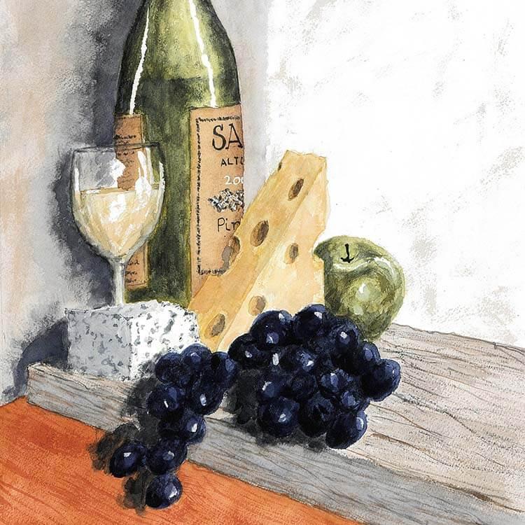David Feldman - White Wine