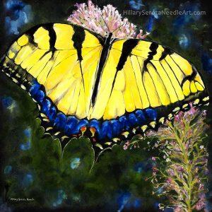 Artist Hillary Serota Needle