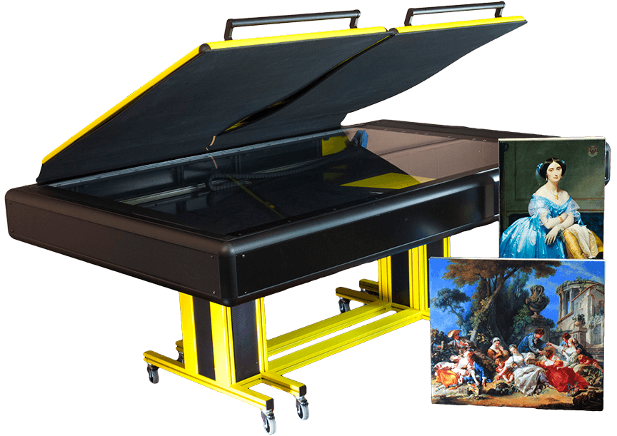 Large Flatbed Scanner